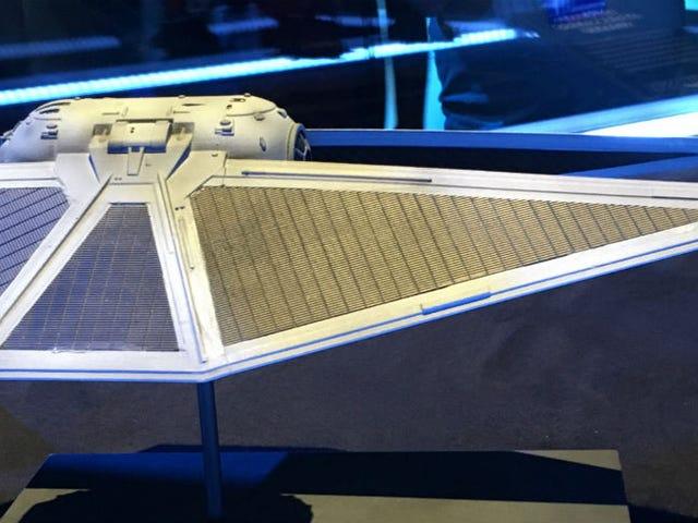 Estas son algunas de las nuevas naves que veremos en Rogue One: a Star Wars Story
