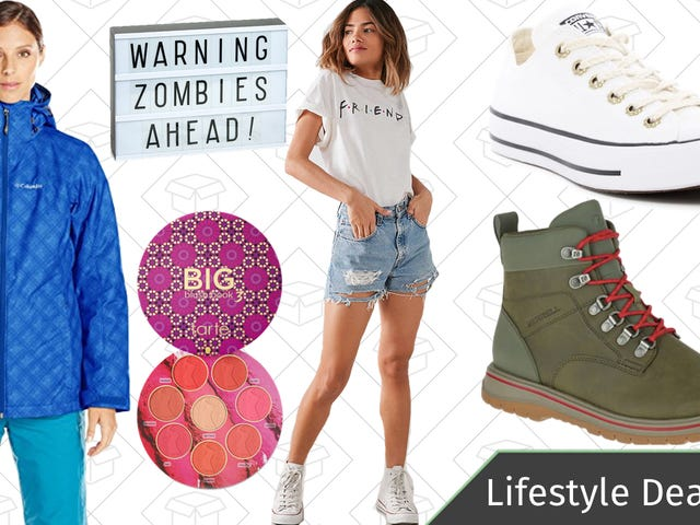 Friday's Best Lifestyle Deals: Winter Gear, Merrell Boots, Urban Outfitters, Converse, and More