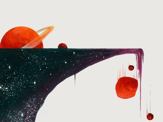 Qué hay al borde del universo