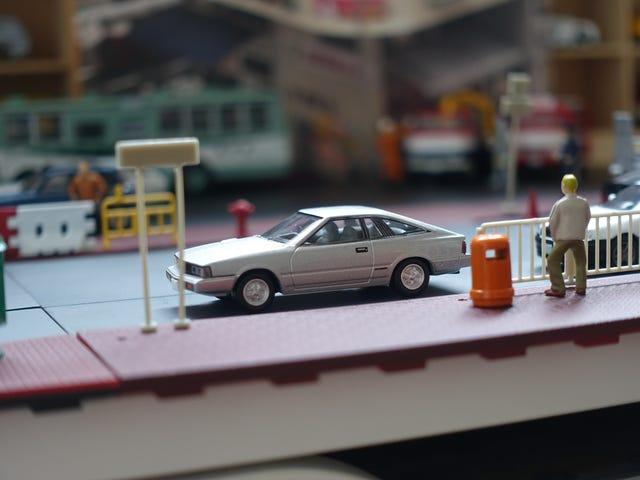 Tiny HK Street Set