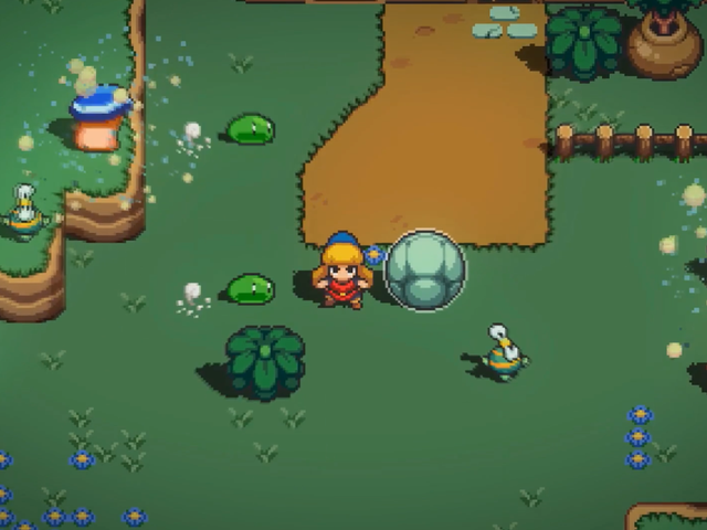 A Surprise <i>Zelda</i> Game Is Coming From An Acclaimed Indie Studio