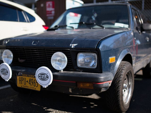 Everything That It Took To Get My Yugo To The Jalopnik Auto Show