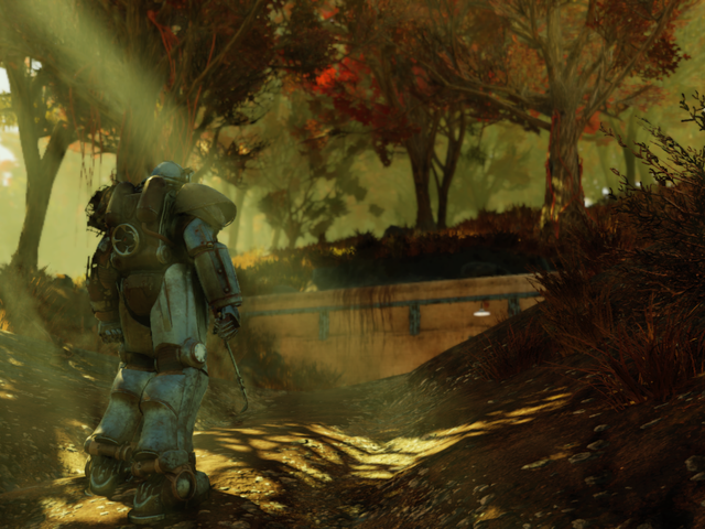 Fallout 76's patch 5 goes live today bringing a ton of much needed balance changes