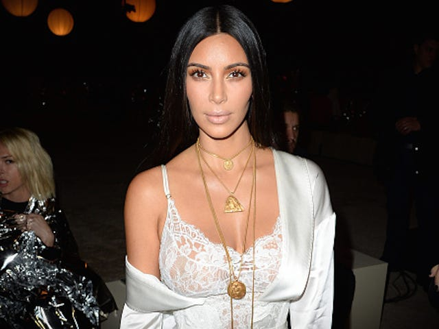 Kim Kardashian Is No Longer Suing Site That Accused Her Of Faking Robbery