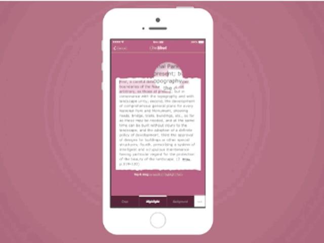 OneShot er en tilføjelse til sencilla para compartir texto rápidamente