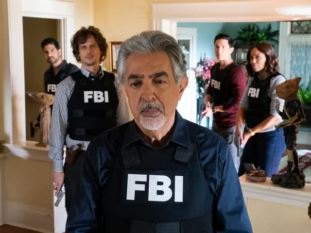 Holy shit, Criminal Minds is finally calling it quits