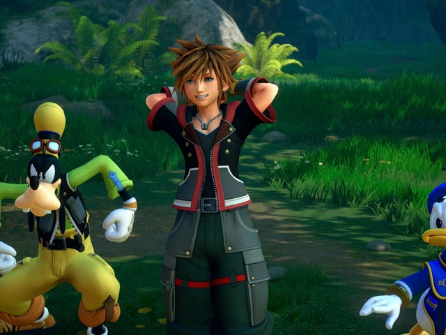 Kingdom Hearts IIIWill Be Out In January