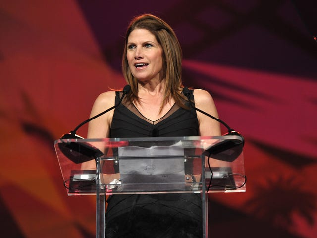 Mary Bono Resigns as President ofUSA Gymnastics, Resumes Role as Queen of Clueless White Women