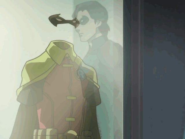 Il nuovo film animato di <i>Batman</i> fa giustizia a Dick Grayson