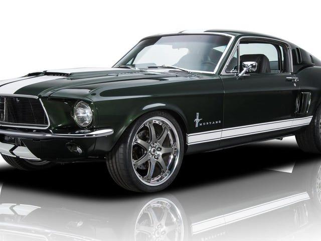 Uno de los Mustangs de Ford <i>Tokyo Drift</i> está a la venta, pero tiene un V8