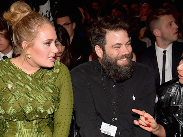 Oh, By the Way, Adele Is Married
