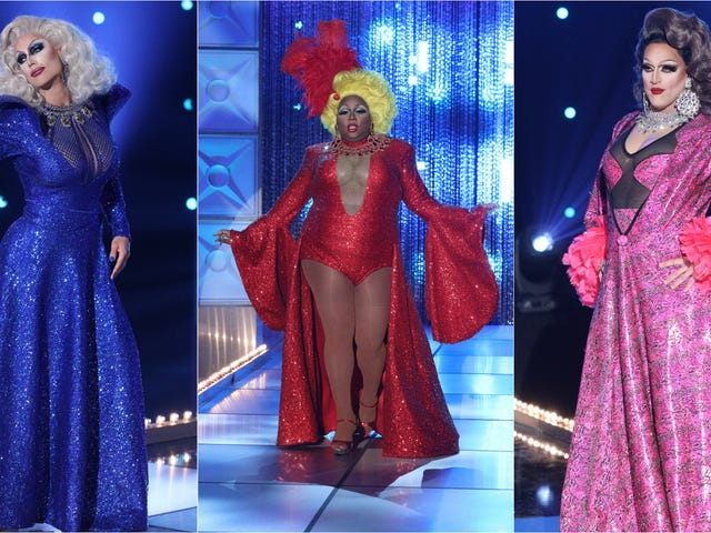 AV Club untucks RuPaul's Secret Celebrity Drag Race