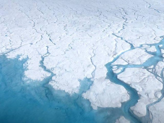 Scientists Find Dozens of Lakes Buried Far Below Greenland's Ice