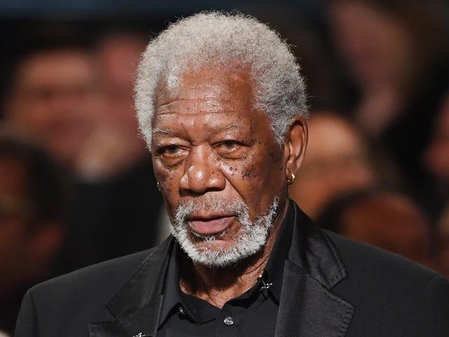 "Morgan Freeman responds to sexual harassment allegations: ""I did not assault women"""