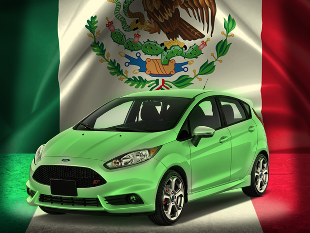 Here's How Much More Expensive Your Car Could Get To Build The Mexico Wall