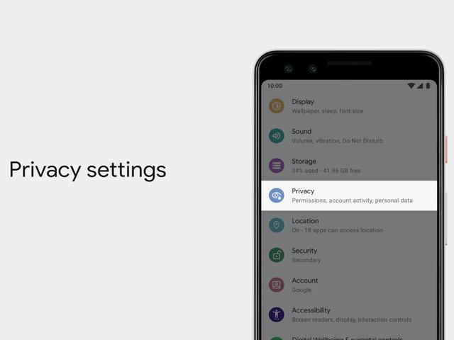 Isang Mahabang Listahan ng Mga Tampok ng Pagkapribado Sinabi ng Google Tungkol sa Ngayon sa Google I / O
