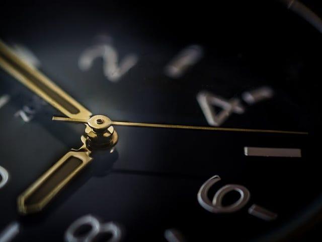 Por qué la hora en Dinamarca está 0,07 segundos retrasada con respecto al resto del planeta (y en meses serán 0,25 segundos)