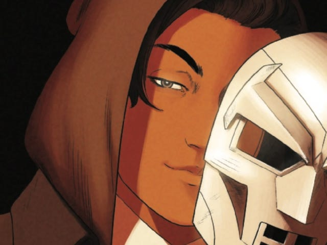 Victor and Doombot get rebooted in this Runaways #23 exclusive