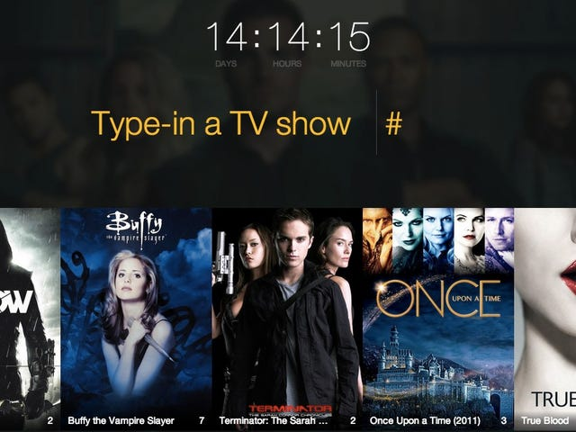 Calculator Reveals All How Much Of Your Life You've Given To TV