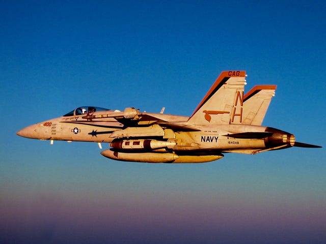 Revenge of The Hornet: Strikers Swarm Ashore, Sting Everything... Repeatedly