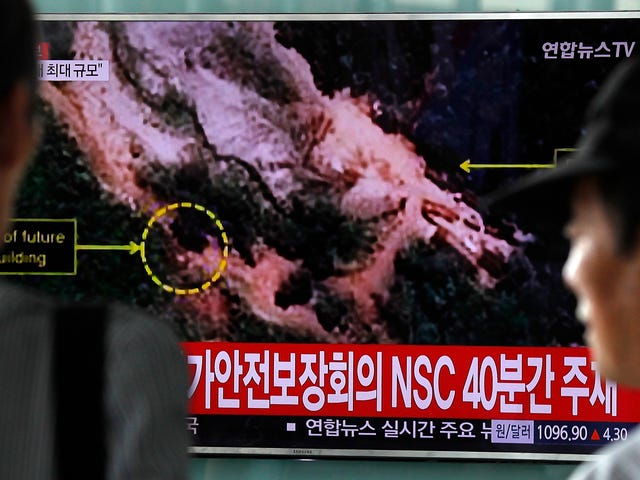 North Korea Sets Official Dates to Demolish Its (Probably Already Ruined) Nuclear Test Site