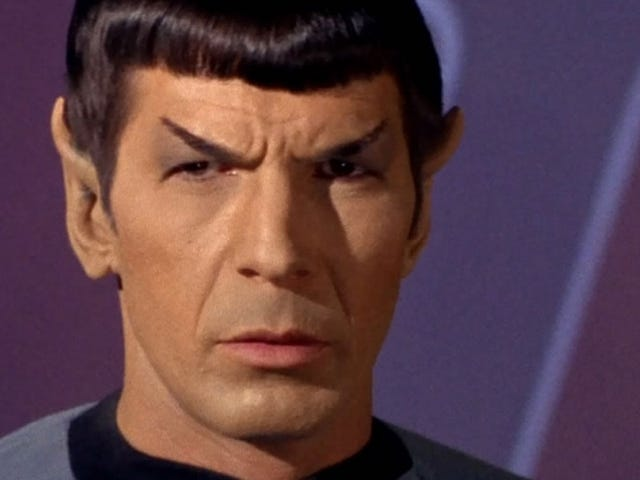 Adam Nimoy Would Not Mind If Star Trek Resurrected Spock, Rogue OneStyle