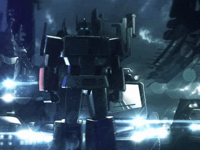 The Bitter End Of The Great Autobot Decepticon War