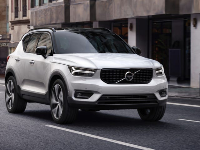 What Do You Want To Know About The 2018 Volvo XC40?