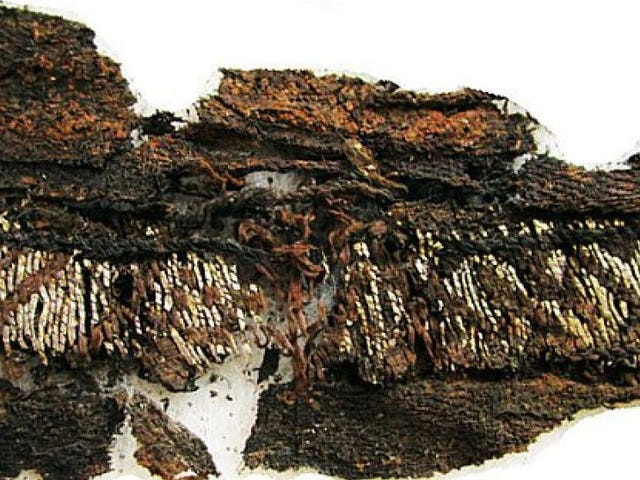 Experts Cast Doubt On Viking Textile With 'Allah' Inscription