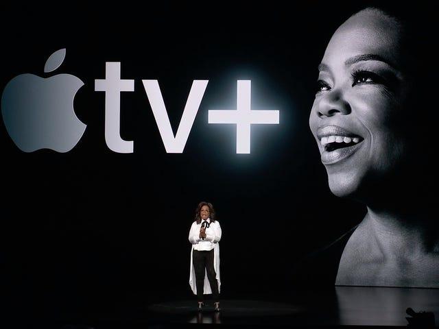Estas son todas las series que anunció Apple junto a su nuevo servicio de televisión: Apple TV +