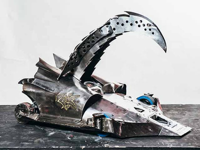 Robot Wars 2016 : The Fall of The Old Gods