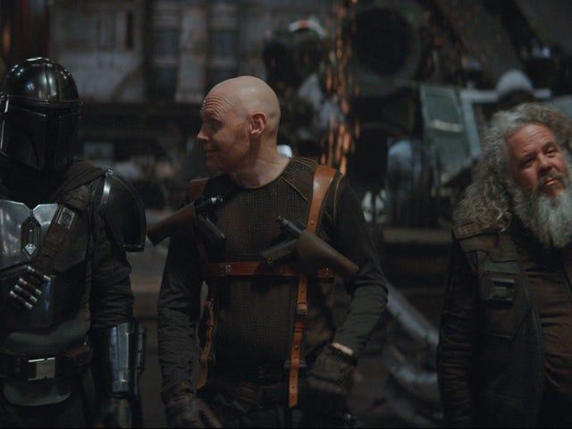 Mandalorian möter gamla vänner och kommer ihåg varför de inte hänger längre