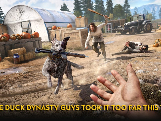 Far Cry 5, As Told By Steam Reviews