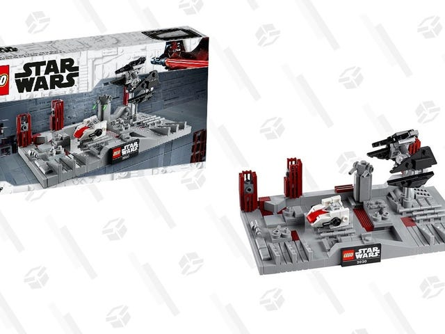LEGO Master and Jedi Master Combine in This Free Death Star Deal