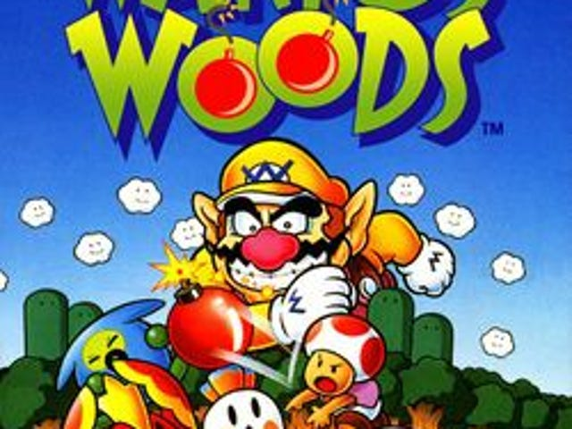 Warped Pipes: Let's Talk About Toad's Solo Adventure in Wario's Woods