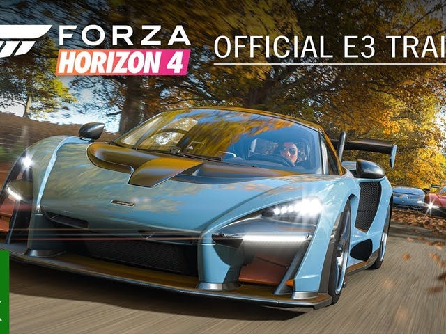 Forza Horizon 4, Rain Edition