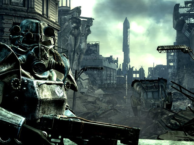 Fallout Works Best in Urban Environments