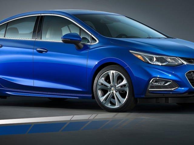 General Motors décline 2 000 travailleurs en Ohio et Michigan en raison de la chute des ventes de petites voitures