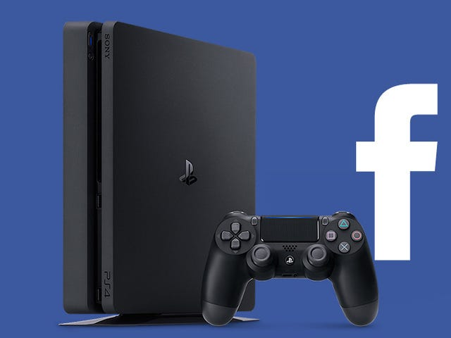 The PS4 No Longer Connects To Facebook [Updated]