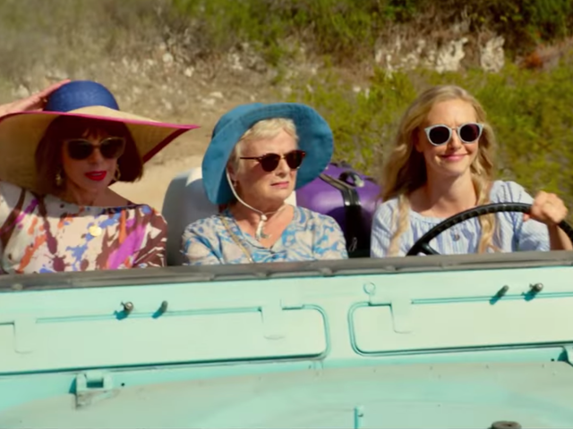 Oh How We Wish We Could Turn Back Time and Remake Mamma Mia! 2