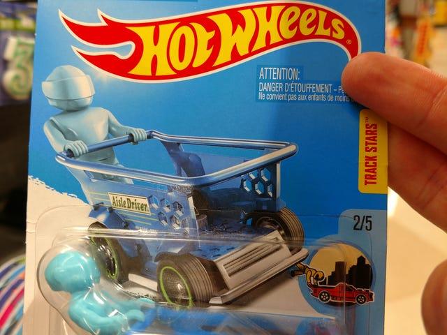 Really, hotwheels?