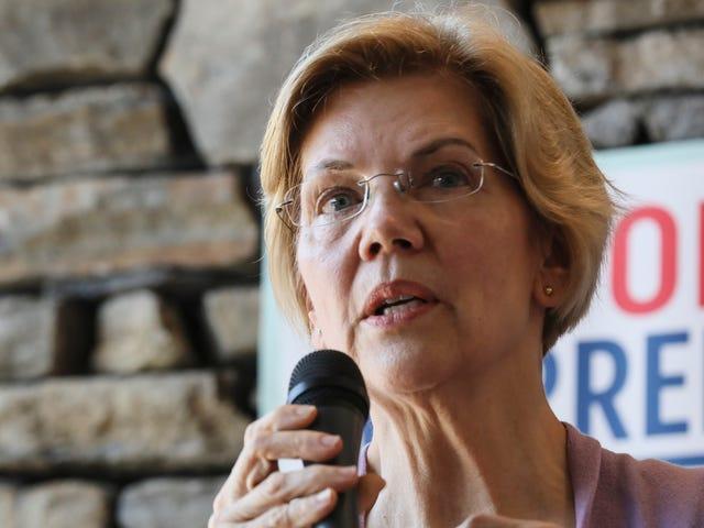 Elizabeth Warren will Ihre Studentendarlehensschuld loswerden