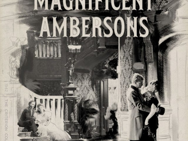 Criterion Gets Ambersons Back