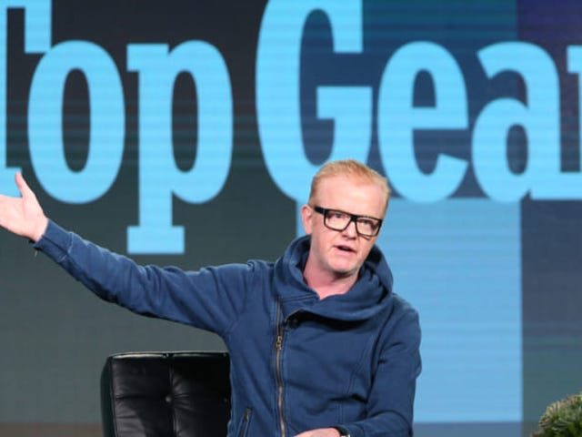 Chris Evans Is Out At Top Gear