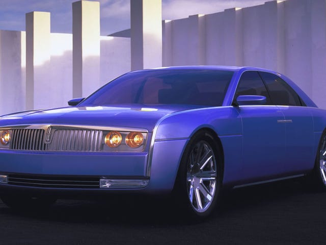 Here's What The Lincoln Continental Should Have Looked Like