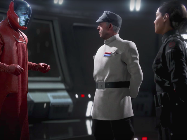 Star Wars: Battlefront II Story Scene Details the Emperor's Final Plan to Crush the Rebellion