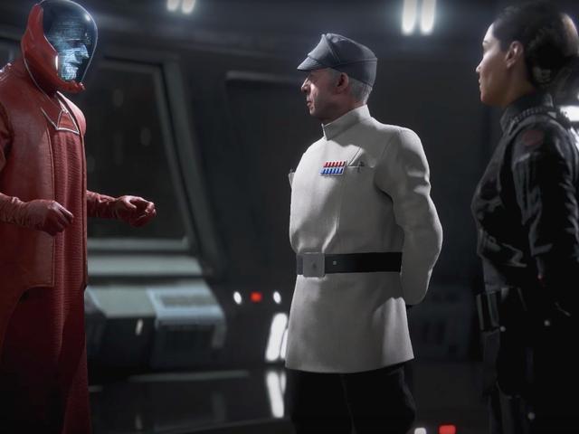 Star Wars: Battlefront IIStory Scene Details the Emperor's Final Plan to Crush the Rebellion