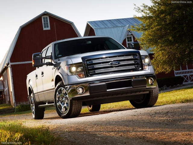 I Will Never Forget the Twelfth Generation Ford F150