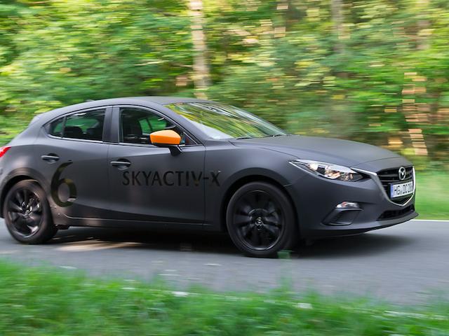 Hier is waarom de 2019 Mazda 3 nog niet de 'Holy Grail' Skyactiv-X Engine heeft