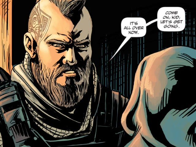 Free Call Of Duty: Black Ops 4 Comics Are Pretty Great